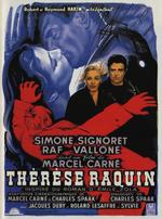 Affiche Thérèse Raquin