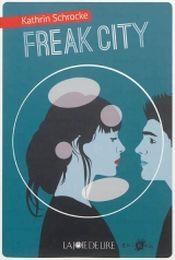 Couverture Freak city