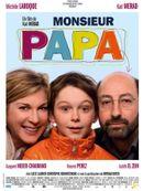 Affiche Monsieur Papa