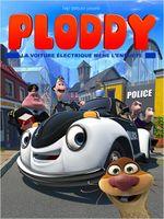 Affiche Ploddy - La voiture électrique mène l'enquête