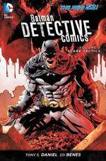 Couverture Scare Tactics - Detective Comics, tome 2