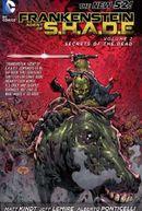 Couverture Secrets of the Dead - Frankenstein, Agent of S.H.A.D.E., tome 2
