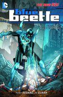 Couverture Blue Diamond - Blue Beetle, tome 2