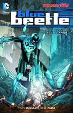 Couverture Blue Diamond - Blue Beetle, tome 2
