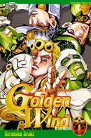 Couverture Golden Wind - JoJo's Bizarre Adventure, saga 5