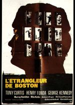 Affiche L'Étrangleur de Boston