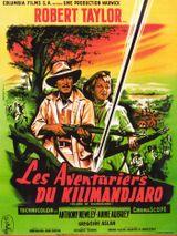 Affiche Les Aventuriers du Kilimandjaro
