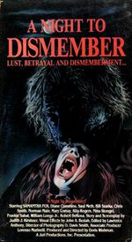 Affiche A Night to Dismember