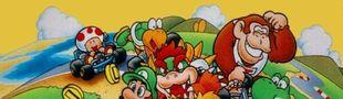 Cover Mon classement des Mario Kart