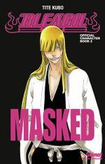 Couverture Bleach : Masked