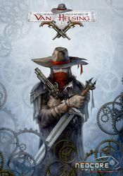 Jaquette The Incredible Adventures of Van Helsing
