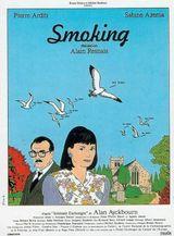Affiche Smoking