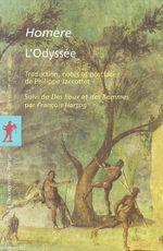 Couverture L'Odyssée