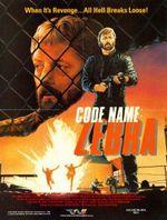 Affiche Code Name : Zebra