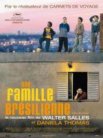 Affiche Une famille brésilienne