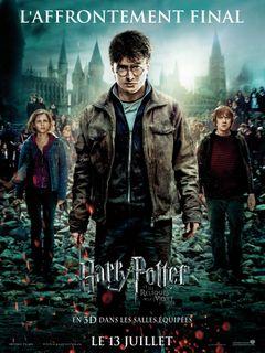 Affiche Harry Potter et les Reliques de la Mort : 2ème partie