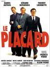 Affiche Le Placard