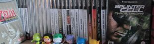 Cover Ma collection de jeux GameCube