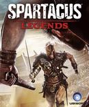 Jaquette Spartacus : Legends