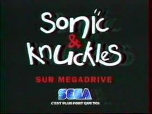 Video de Sonic & Knuckles