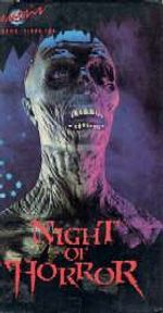 Affiche Night of Horror