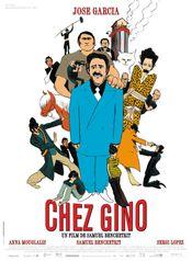 Affiche Chez Gino
