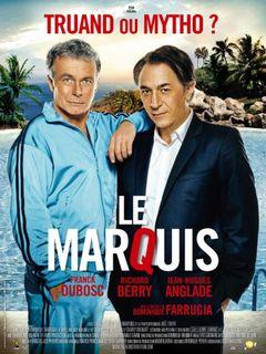 Affiche Le Marquis