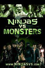 Affiche Ninjas vs. Monsters
