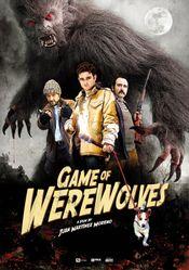 Affiche Game of Werewolves