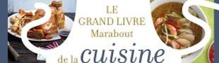 Couverture Le Grand Livre Marabout de la Cuisine du Monde