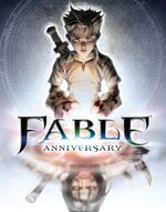 Jaquette Fable Anniversary