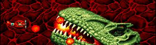 Illustration Dans ce jeu il y a un dinosaure
