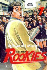 Couverture Rookies