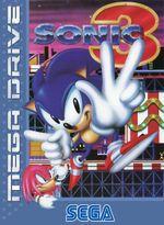 Jaquette Sonic 3