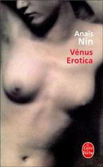 Couverture Venus Erotica