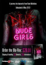 Affiche Dead Nude Girls