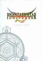 Couverture Phantasy Star Universe : Visual Book
