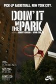 Affiche Doin' It in the Park: Pick-Up Basketball, NYC