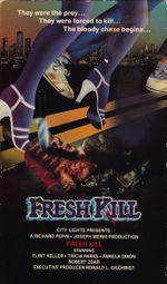 Affiche Fresh Kill