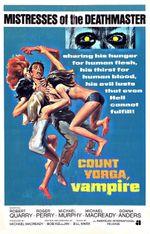 Affiche Count Yorga, Vampire