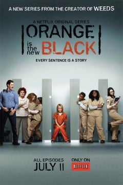 Affiche Orange Is the New Black