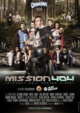 Affiche Mission 404