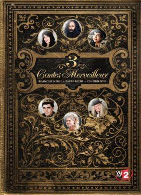 Trois contes merveilleux t l film 2007 senscritique for Blanche neige miroir miroir film complet