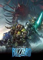 Couverture Tout l'art de Blizzard