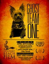 Affiche Ghost Team One