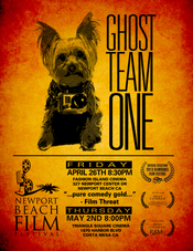 Affiche Ghost Team One