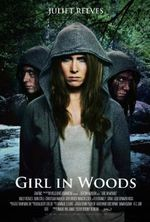 Affiche Girl in Woods