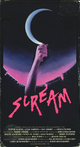 Affiche Scream