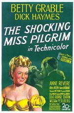 Affiche L'Extravagante Miss Pilgrim
