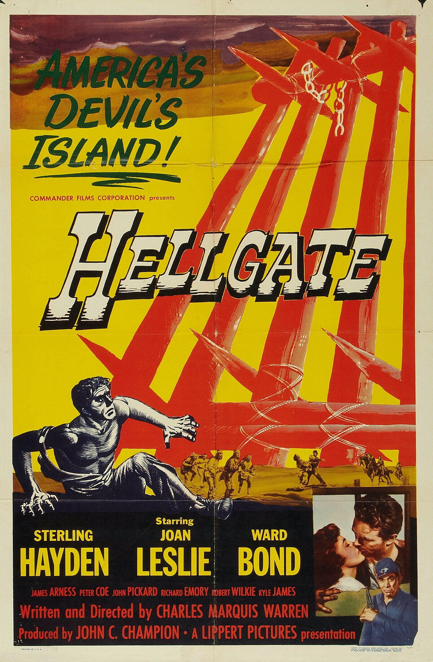 Les portes de l 39 enfer film 1952 senscritique - Film les portes de l enfer ...
